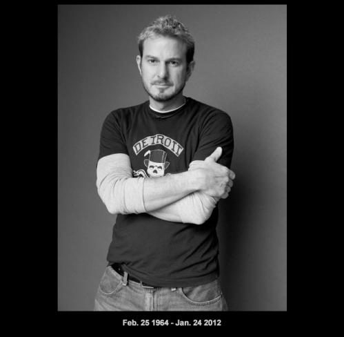 Andrew MacNaughtan, in memoriam