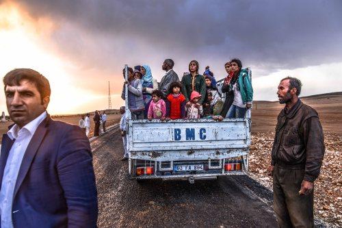 Photo: Kobani - Aviram Valdman